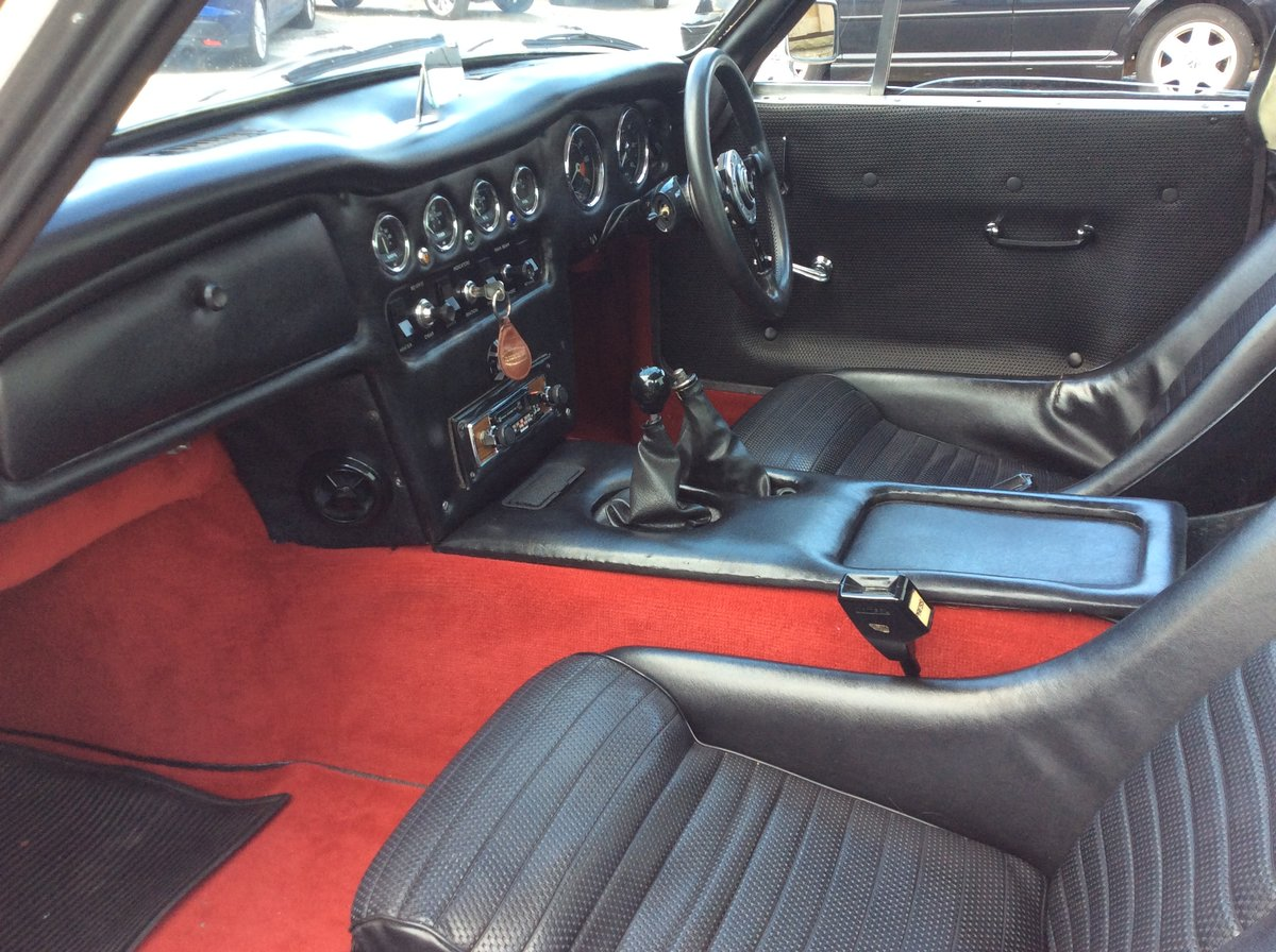 1970 TVR Vixen S3 For Sale (picture 5 of 6)