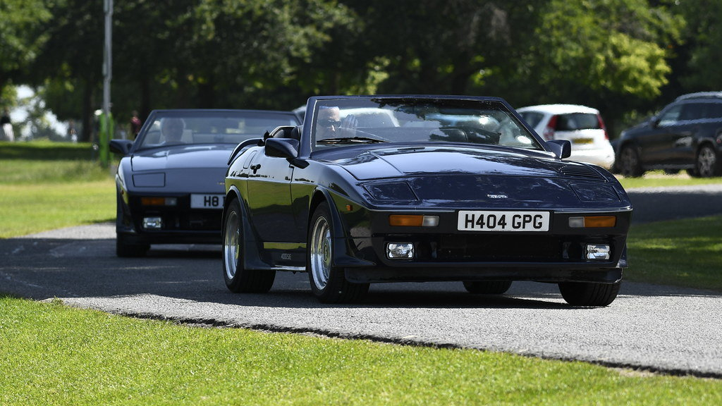 1990 TVR 400se 46,000 miles, good original condition SOLD (picture 3 of 6)