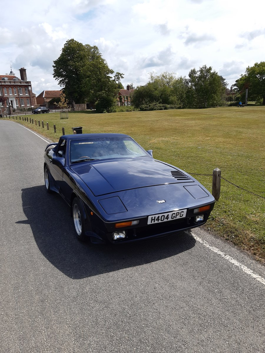1990 TVR 400se 46,000 miles, good original condition SOLD (picture 4 of 6)