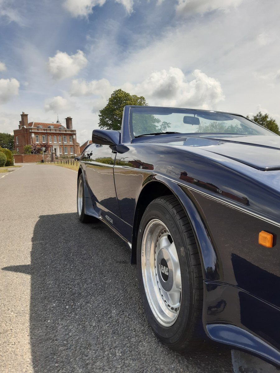 1990 TVR 400se 46,000 miles, good original condition SOLD (picture 5 of 6)