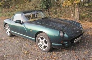 1998 TVR CHIMAERA 400 For Sale by Auction