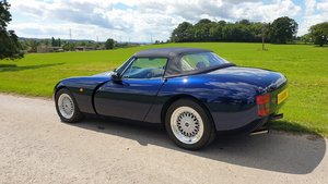 1997 Only 2 owners 29k miles – Wonderful TVR Griffith 500  For Sale
