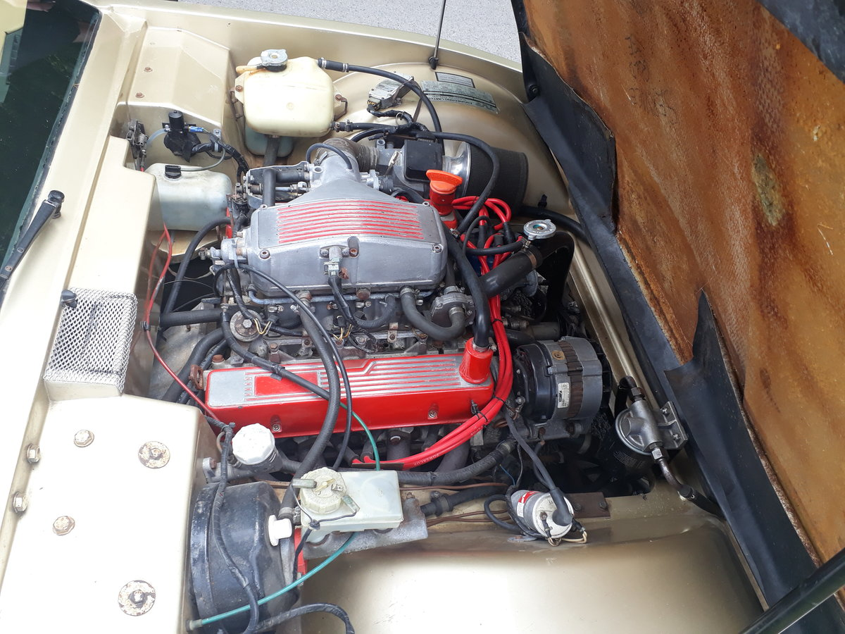 1985 TVR 390SE Tasmin, Wedge For Sale (picture 4 of 6)
