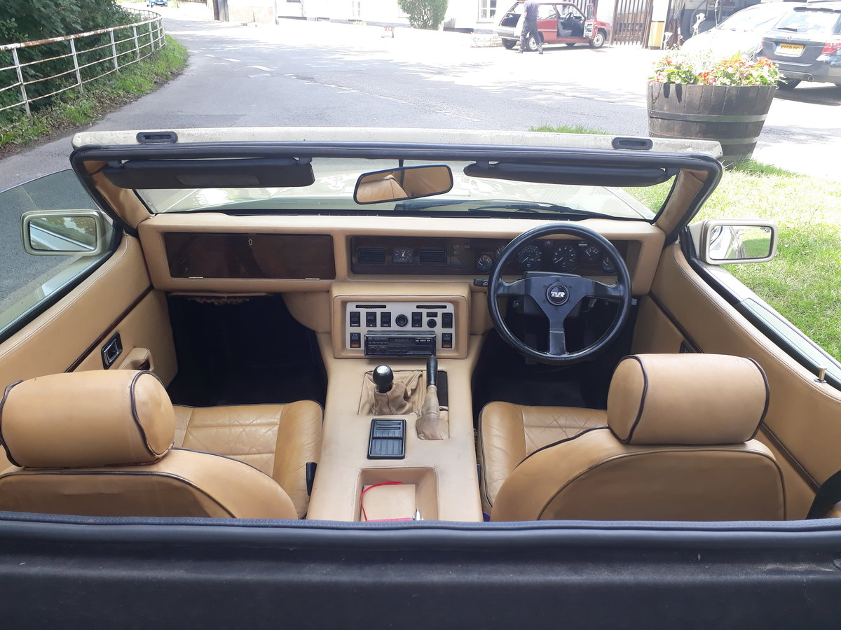 1985 TVR 390SE Tasmin, Wedge For Sale (picture 5 of 6)