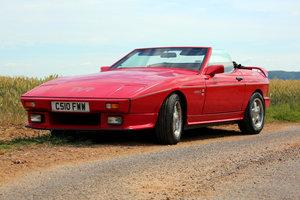 1986 TVR Tasmin 350i ( 4.5 V8 )