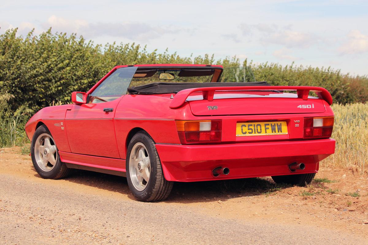 1986 TVR Tasmin 350i ( 4.5 V8 ) For Sale (picture 2 of 6)