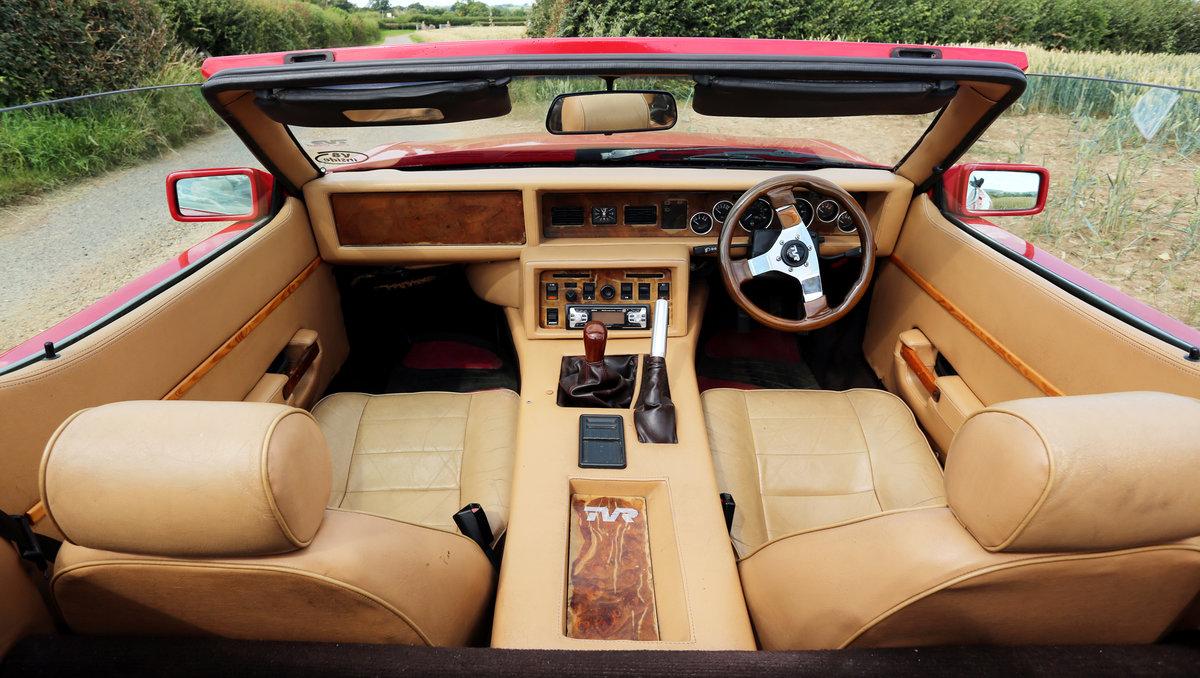 1986 TVR Tasmin 350i ( 4.5 V8 ) For Sale (picture 4 of 6)