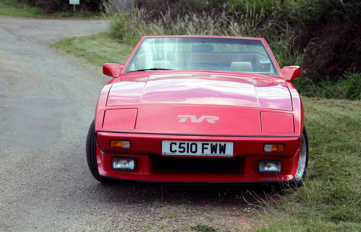 1986 TVR Tasmin 350i ( 4.5 V8 ) For Sale (picture 5 of 6)