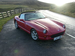 Picture of 1993 TVR Chimaera 400