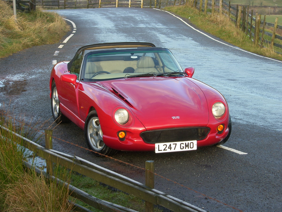 1993 TVR Chimaera 400 For Sale (picture 3 of 6)