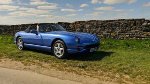 2000 W TVR Chimaera 4.0. Recommissioned by HHC
