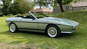 1983 TVR Tasmin S1-280-Immaculate show standard.