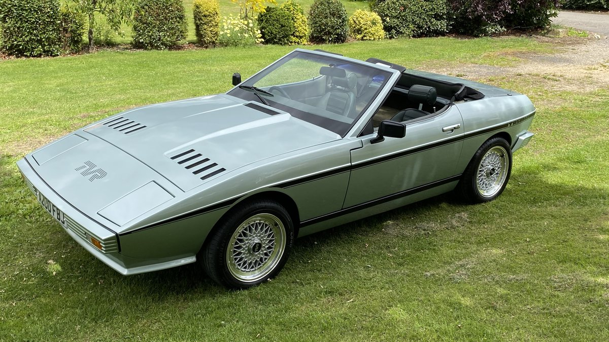 1983 TVR Tasmin Now Sold similar standard classics required  SOLD (picture 3 of 6)