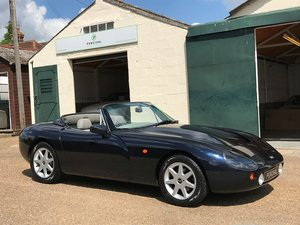 TVR Griffith 5.0 litre, low mileage, SOLD
