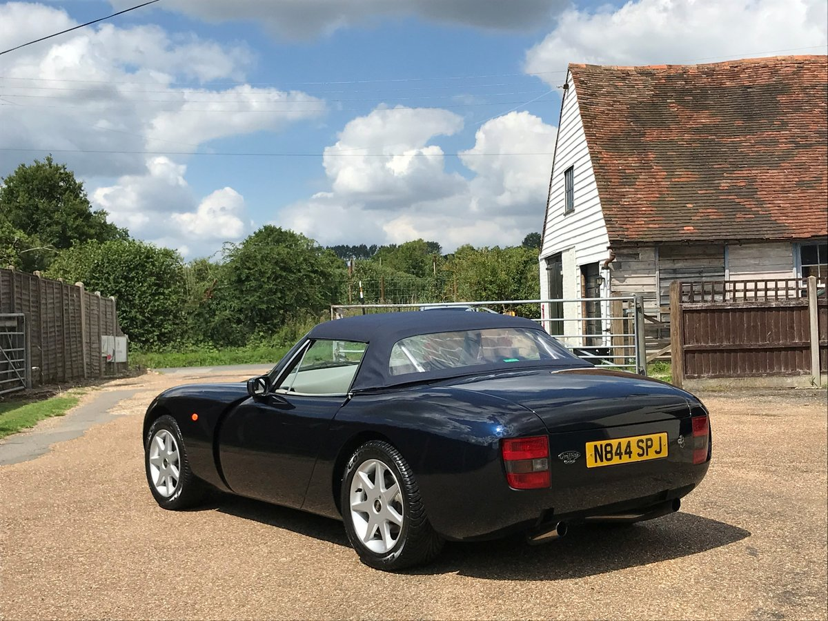1995 TVR Griffith 5.0 litre, low mileage, SOLD SOLD (picture 2 of 6)