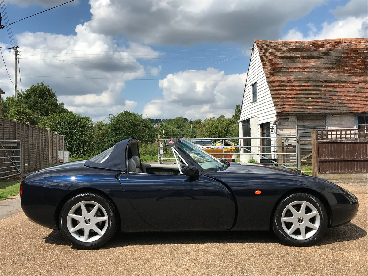 1995 TVR Griffith 5.0 litre, low mileage, SOLD SOLD (picture 4 of 6)