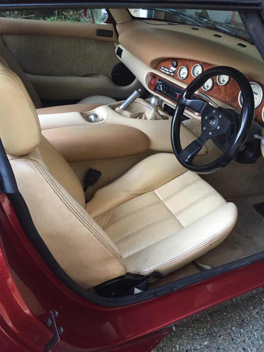1995 Tvr chimaera 500 For Sale (picture 3 of 6)