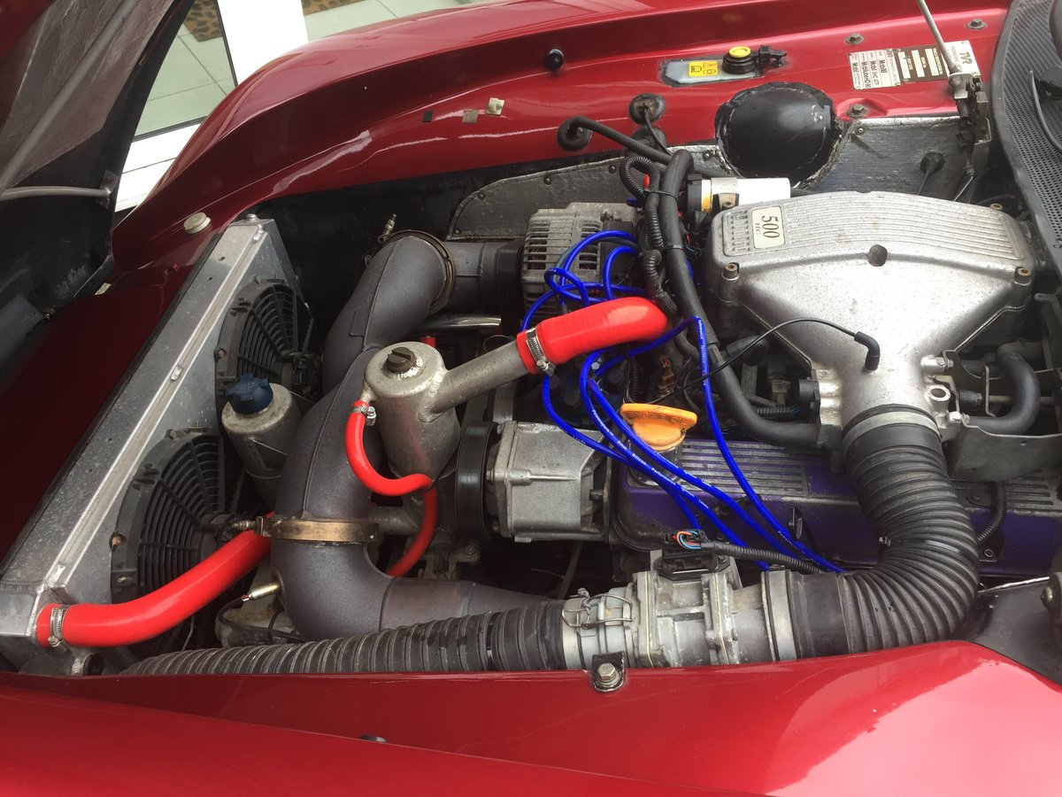 1995 Tvr chimaera 500 For Sale (picture 4 of 6)