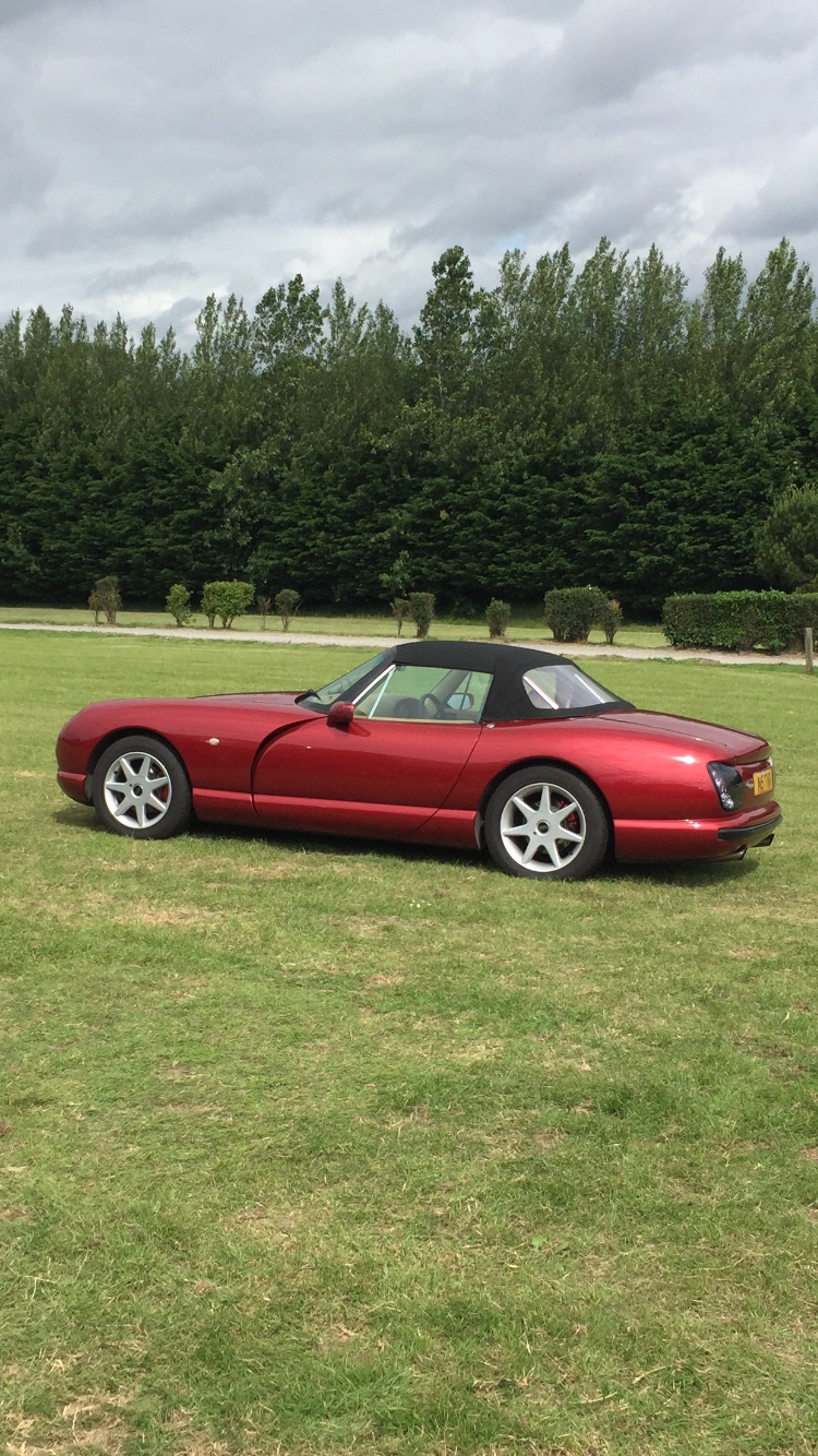 1995 Tvr chimaera 500 For Sale (picture 6 of 6)