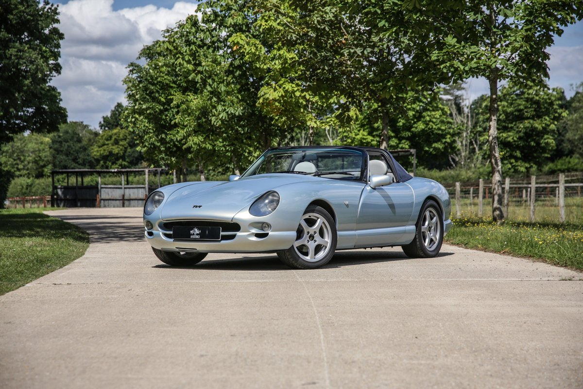 2001 TVR Chimaera 450 For Sale (picture 1 of 19)
