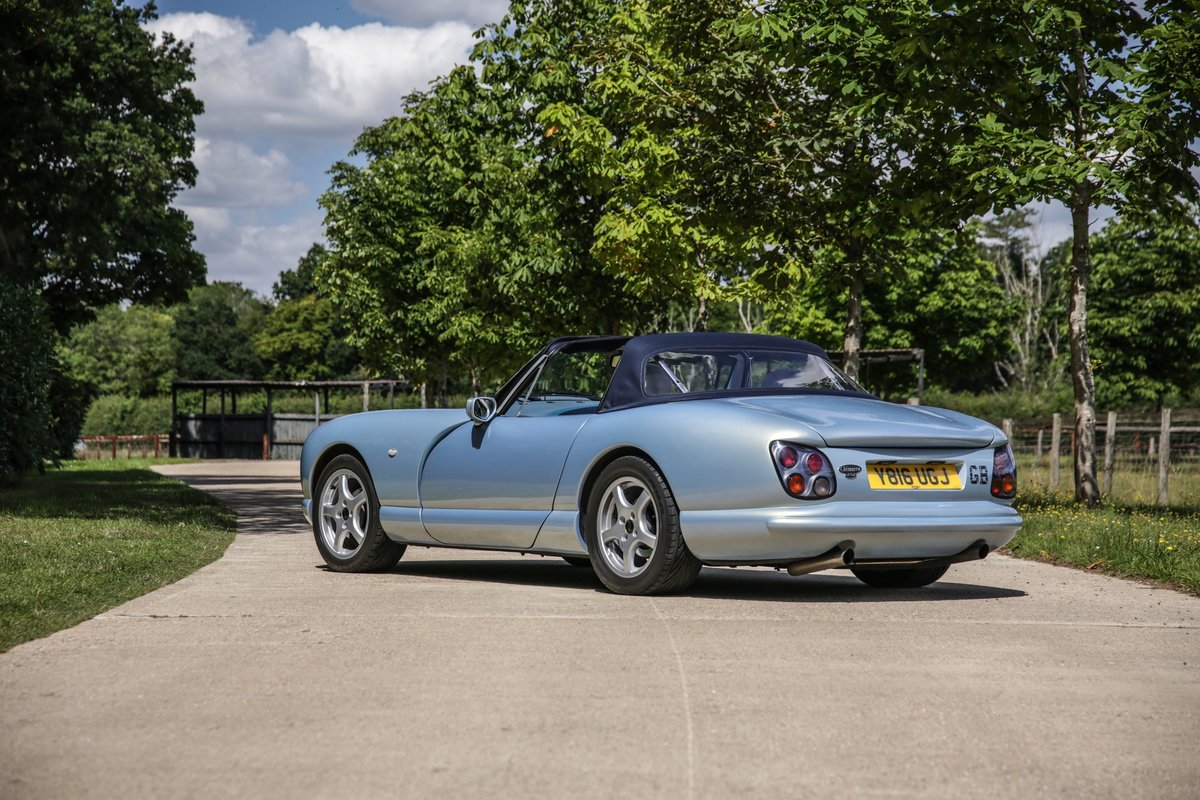 2001 TVR Chimaera 450 For Sale (picture 2 of 19)