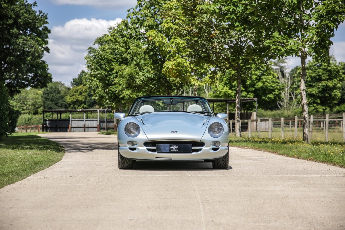 2001 TVR Chimaera 450 For Sale (picture 3 of 19)