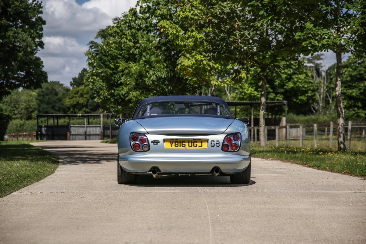 2001 TVR Chimaera 450 For Sale (picture 4 of 19)