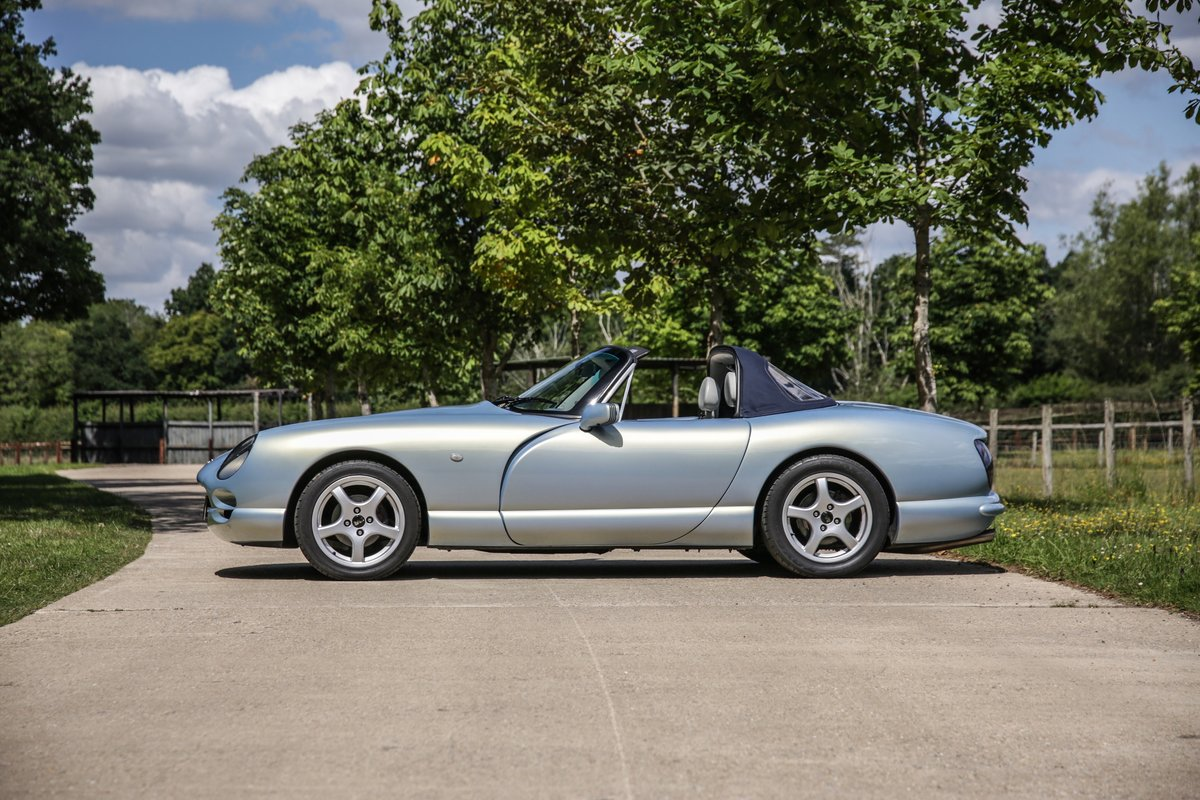 2001 TVR Chimaera 450 For Sale (picture 5 of 19)