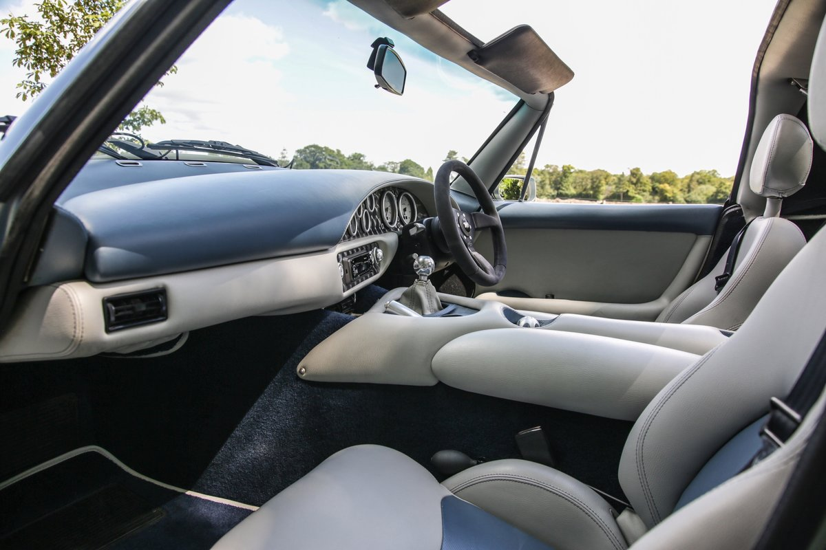 2001 TVR Chimaera 450 For Sale (picture 7 of 19)
