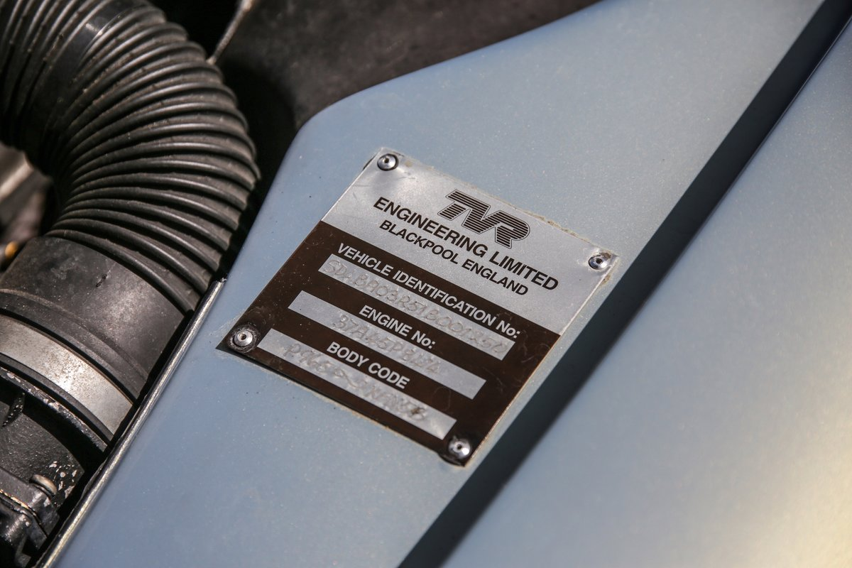 2001 TVR Chimaera 450 For Sale (picture 15 of 19)