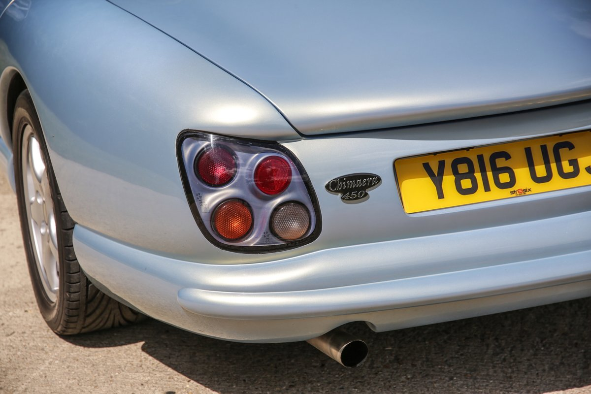 2001 TVR Chimaera 450 For Sale (picture 17 of 19)