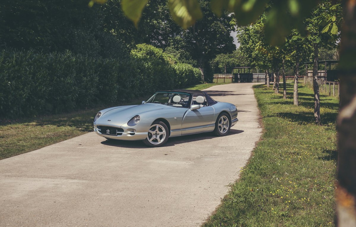 2001 TVR Chimaera 450 For Sale (picture 18 of 19)