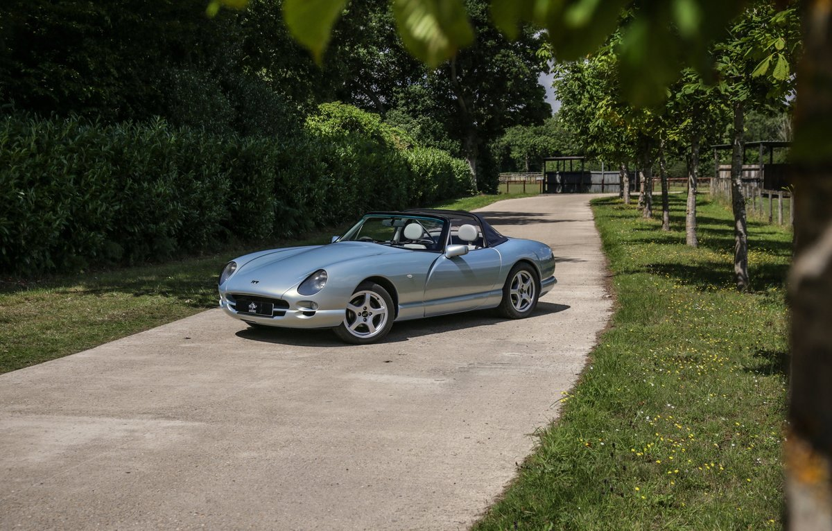2001 TVR Chimaera 450 For Sale (picture 19 of 19)