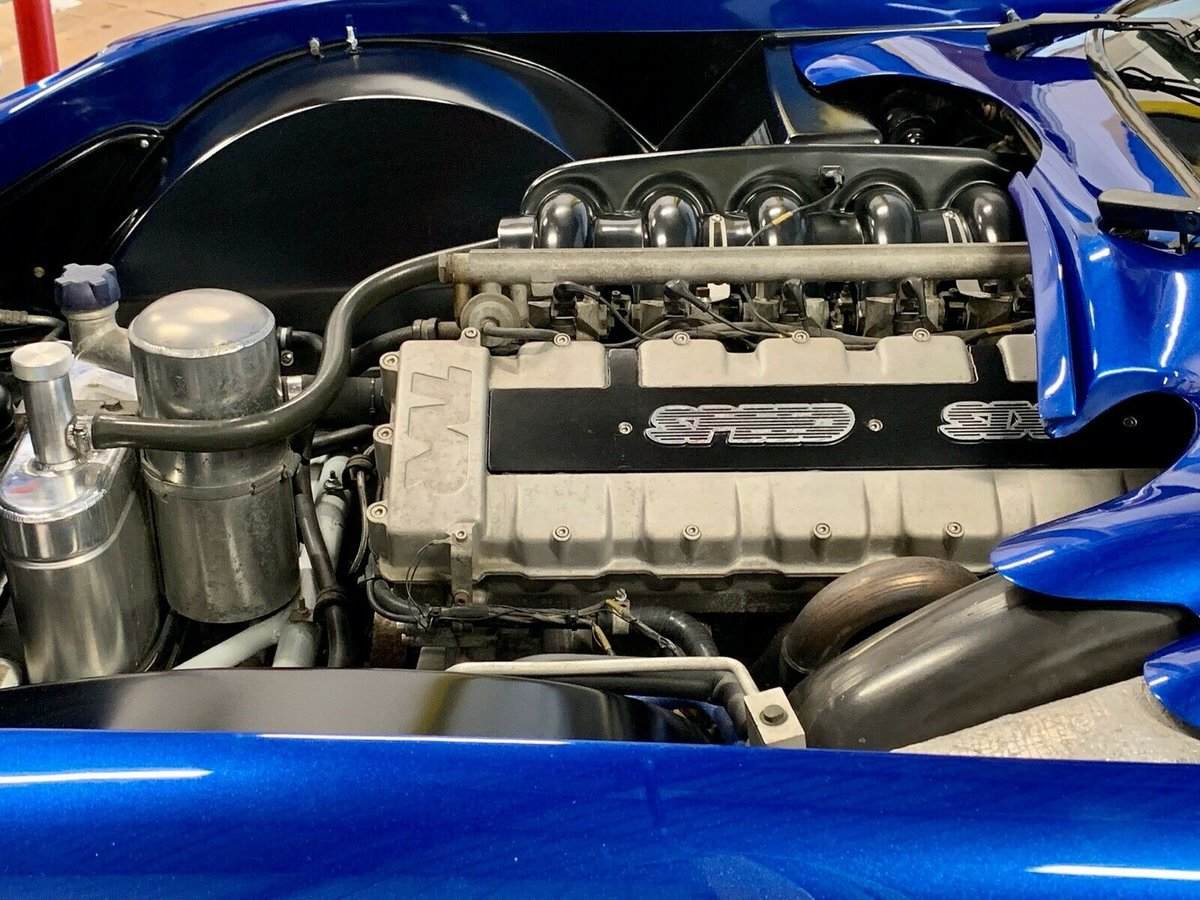 2001 Super Rare TVR Tuscan Mk1 4.0 'S' - £30,000 Spent! For Sale (picture 3 of 6)