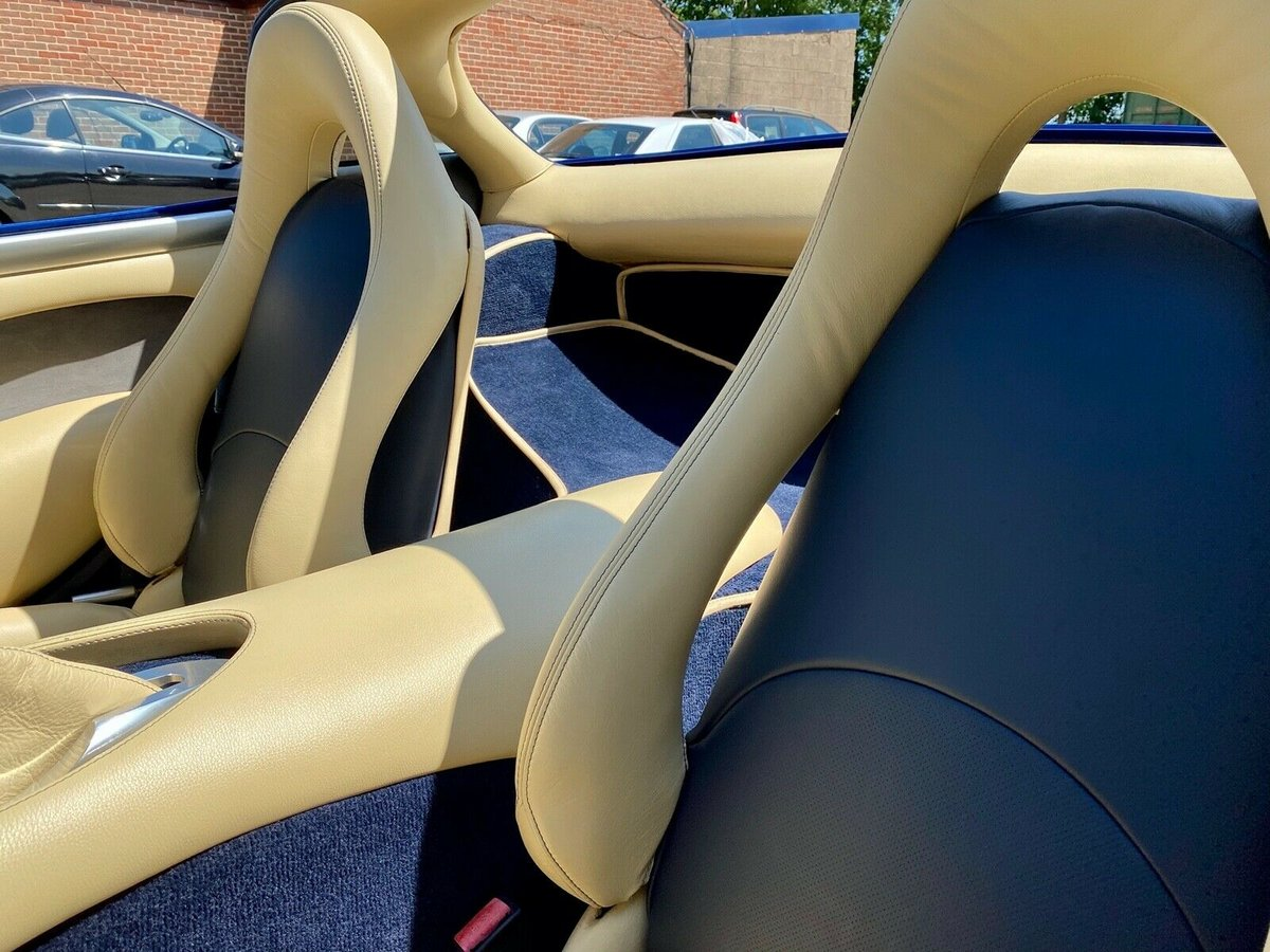 2001 Super Rare TVR Tuscan Mk1 4.0 'S' - £30,000 Spent! For Sale (picture 5 of 6)