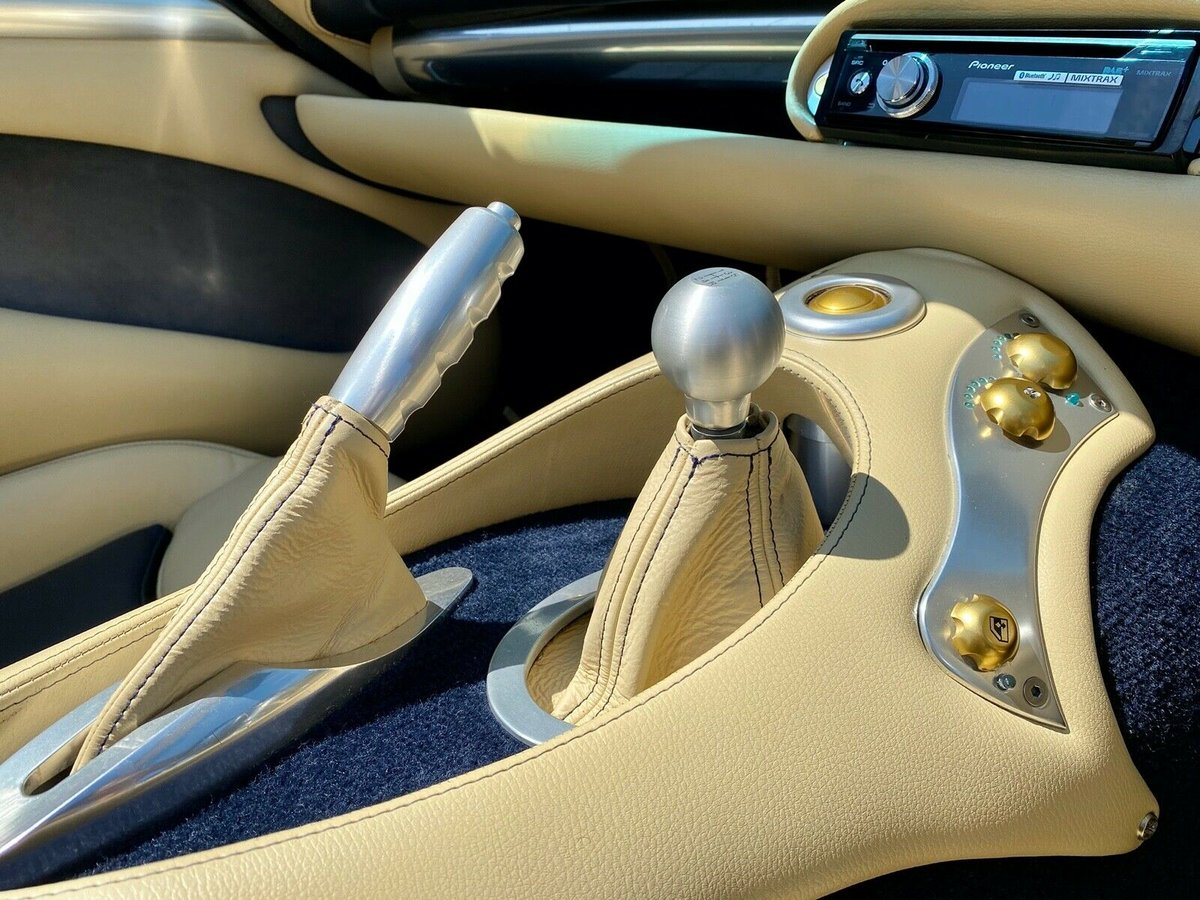 2001 Super Rare TVR Tuscan Mk1 4.0 'S' - £30,000 Spent! For Sale (picture 6 of 6)