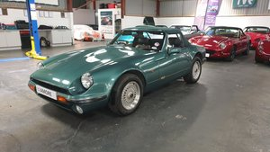 Lovely 1992 TVR V8S Only 45k Miles Sage Green  SOLD