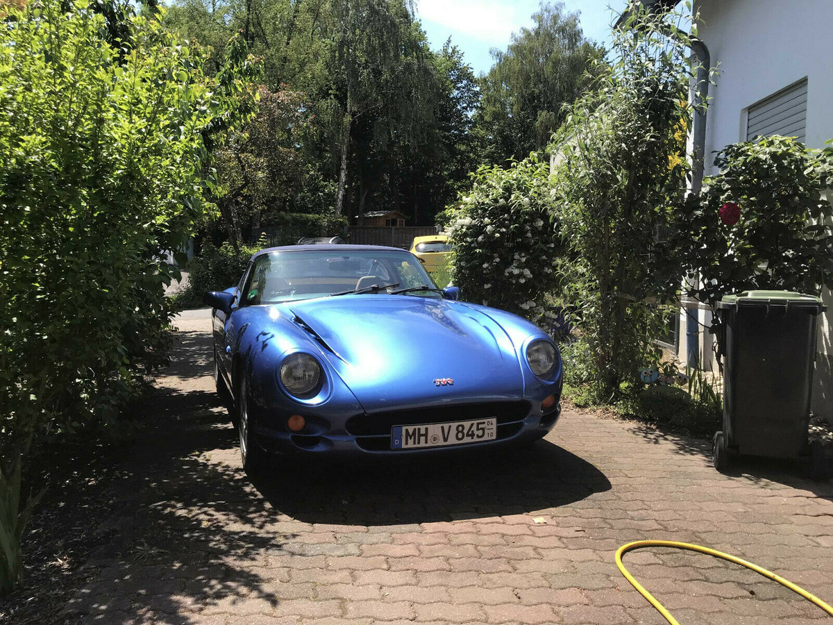 2000 Beautiful late TVR Chimaera 450 (Germany) For Sale (picture 1 of 5)