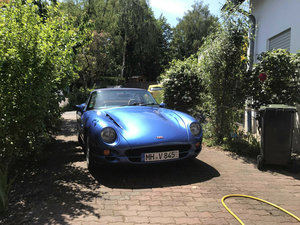 2000 Beautiful late TVR Chimaera 450 (Germany)