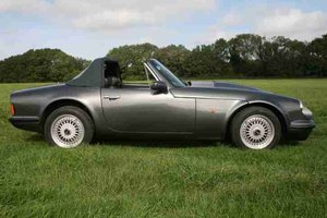 1992 TVR V8S Project