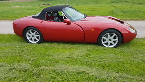 1996 Sold - TVR Griffith 500 (Engine Rebuild) SOLD