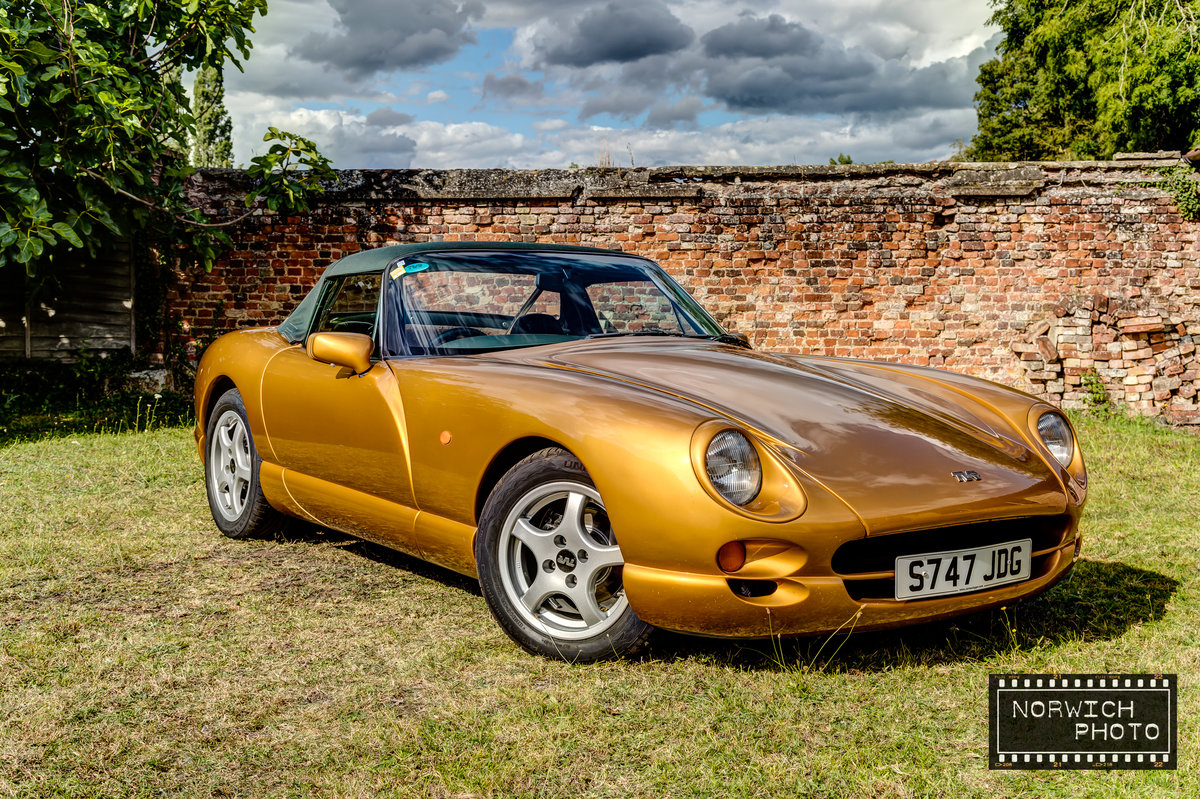 1998 (S) TVR Chimaera 400 V8 For Sale (picture 1 of 6)