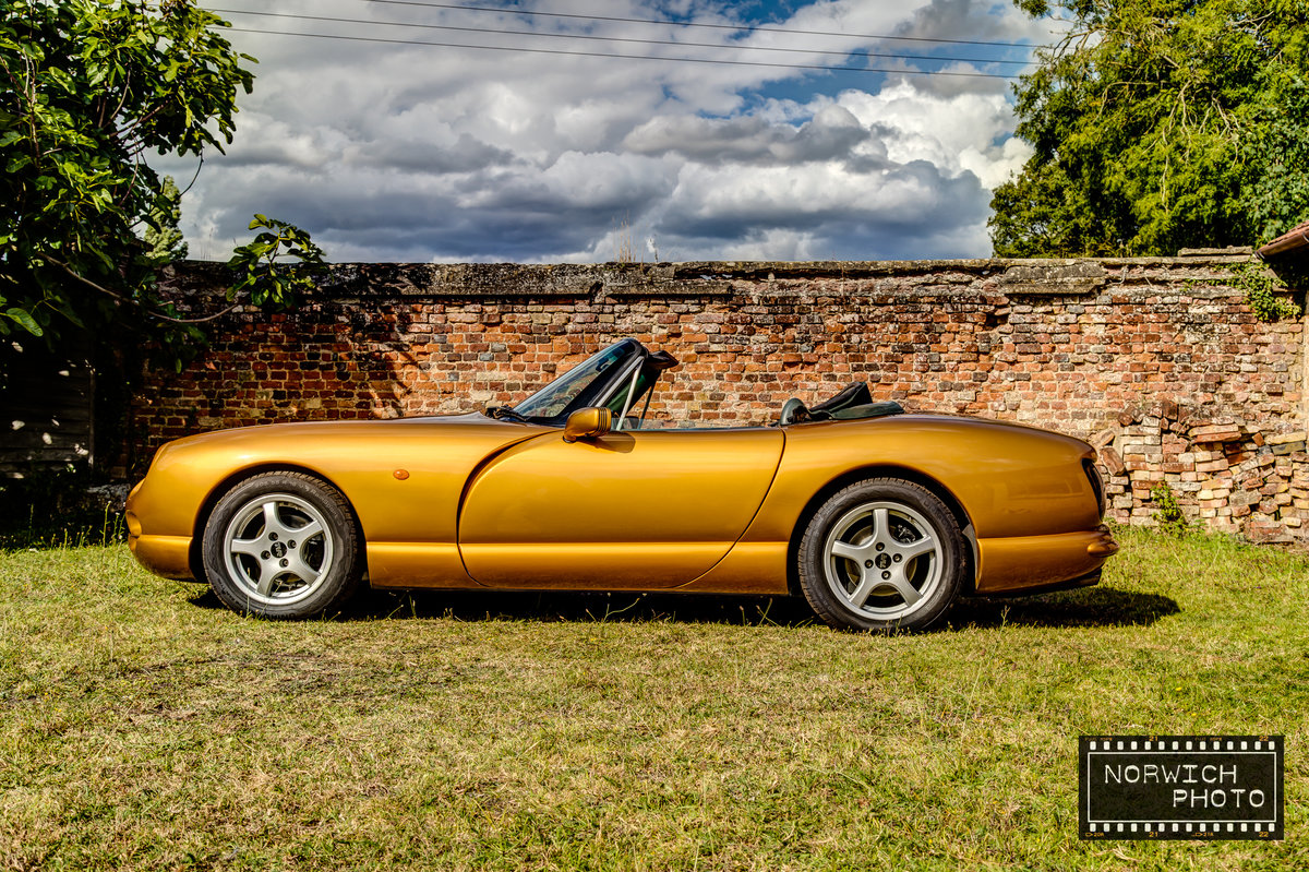 1998 (S) TVR Chimaera 400 V8 For Sale (picture 2 of 6)