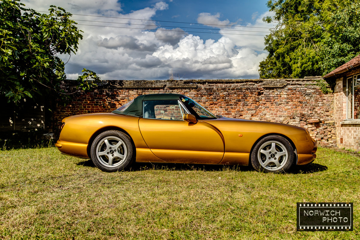 1998 (S) TVR Chimaera 400 V8 For Sale (picture 3 of 6)