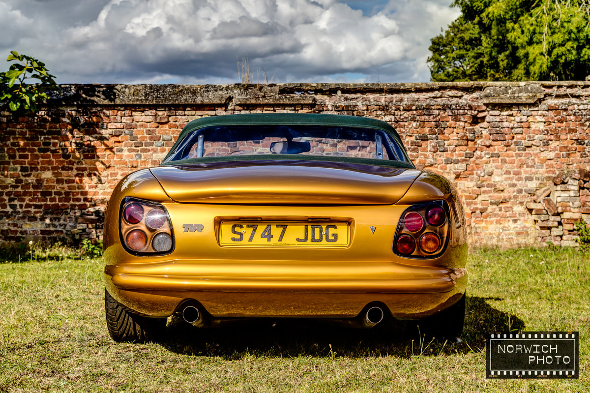 1998 (S) TVR Chimaera 400 V8 For Sale (picture 4 of 6)