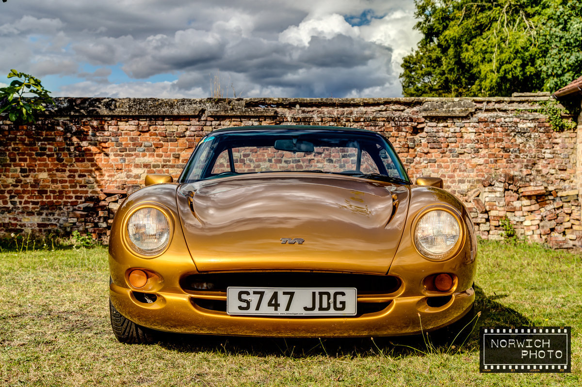 1998 (S) TVR Chimaera 400 V8 For Sale (picture 6 of 6)