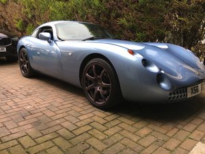 2000 TVR Tuscan