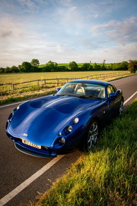 TVR Tuscan 4.3 Powers Performance