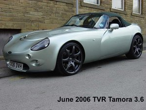 Picture of 2006 TVR Tamora 3.6 For Sale