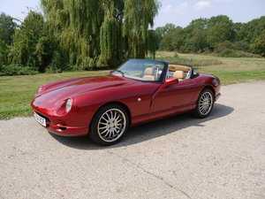 1998 (S) TVR 4.0 Chimera Convertible